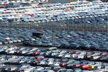 Used-Car Prices in U.S Hits Record $16,800 in 2014