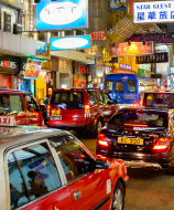 Uber Begins Carpooling Services in China