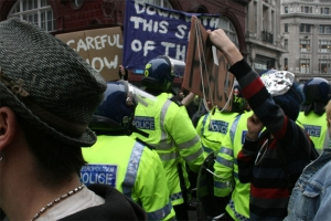Echo of London Riots Heard Across Other Cities