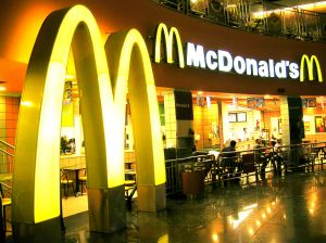 Fast-Food Industry Update: McDonald's Sales Slip For First Time Since 2003