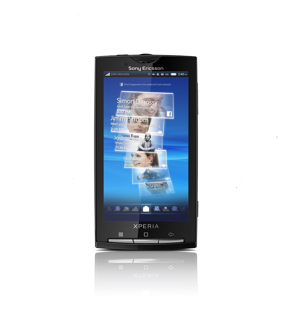 Sony Ericsson On the Move to Stay in the Game