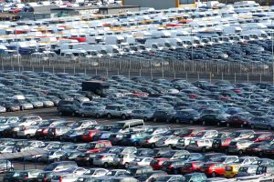 Toyota lost potential production of 500,000 vehicles after March 11. (Photo: William Picard)