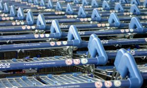 UK Retailer Tesco Spending $1.6 Billon To Revamp Image