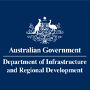 Australian Department of Infrastructure and Regional Development logo