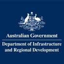 Australian Department of Infrastructure and Regional Development logo