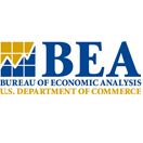 U.S. Bureau of Economic Analysis logo