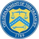 U.S. Department of the Treasury logo